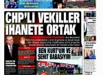 11 Şubat 2016 Gazete manşetleri