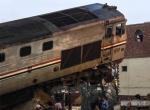 Mısırda tren kazası