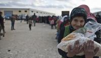 Rus bombardımanından kaçan Haleplilerin yaraları sarılıyor