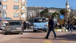 Sinop şehir merkezinde 18 yıldır trafik ışığı kullanılmıyor