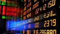 Piyasalarda gün ortası değerleri
