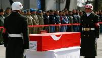 Diyarbakırda şehitler için tören düzenlendi