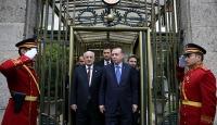 Erdoğandan TBMM Başkanı Kahramana ziyaret