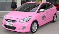 Bu taksi kadınlar için