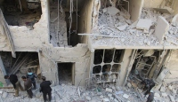 Suriyede 5 yılda 470 bin kişi öldü