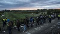 """""""Macaristan sınırında baskı tekrar başladı"""""""
