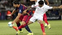 Barcelonanın finaldeki rakibi Sevilla