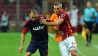 Galatasaray Mersin deplasmanında!