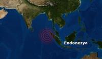 Endonezyanın doğusunda deprem