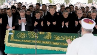11. Cumhurbaşkanı Gülün kayınpederi Özyurt toprağa verildi