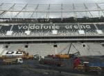 Vodafone Arenada sona doğru