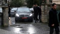 Başbakan Davutoğlu 11.Cumhurbaşkanı Güle taziye ziyaretinde bulundu