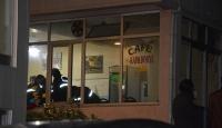 Fatihte kahvehaneye silahlı saldırı