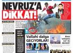 13 Şubat 2016 Gazete manşetleri