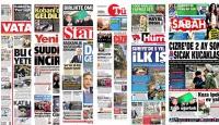 Bugünkü gazete manşetleri (13.02.2016)