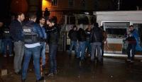 Polis-soyguncu kovalamacasına rehine nokta koydu