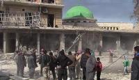 Rusyanın Halepe yönelik hava saldırılarına Avrupadan tepki yağdı