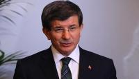 Başbakan Davutoğlu Erzincana gitti