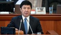 Kırgızistan Başbakanı: Rusyadaki kriz bizi etkiliyor