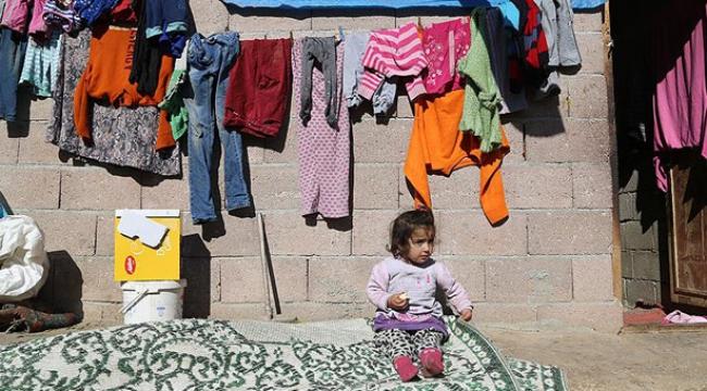 Suriyede 4,5 milyon insan kendi ülkesinde sığınmacı