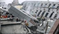Tayvandaki depremde ölü sayısı 116ya çıktı