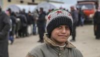Suriyeliler Türkiyenin yardımıyla ayakta kalmaya çalışıyor
