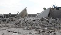 Suriye rejimi Tamura köyünü ele geçirdi