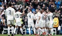 Real Madridden bol gollü galibiyet