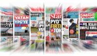 Bugünkü gazete manşetleri (14.02.2016)