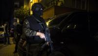 İstanbulda terör operasyonu: 11 gözaltı