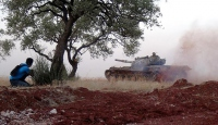 Esed rejiminin Derayya saldırısı püskürtüldü
