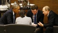Obama ve Putin Suriyeyi görüştü