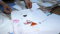 Trabzondan Mehmetçike 10 bin mektup