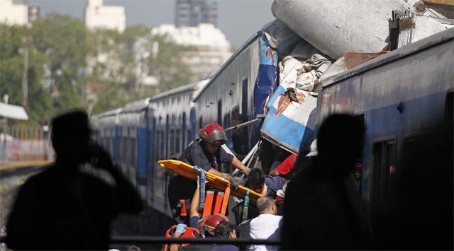 Tren Kazası: 49 Ölü 600 Yaralı