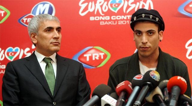 İşte Eurovision Şarkımız