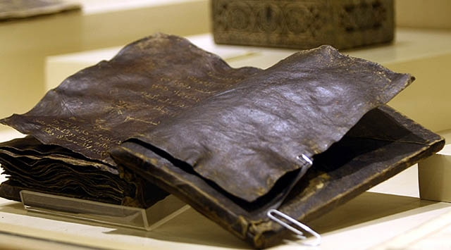 Emanetten Çıkan İncil Heyecanlandırdı