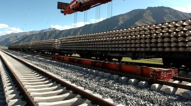 İsrail 475 Kmlik Demiryolu Planlıyor