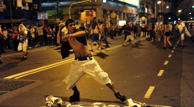 Kazadan Sonra Protestolar Bitmiyor