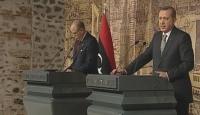 Libya Başbakanı Türkiye'de...