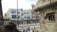 Suriye'de Şiddetli Çatışmalar