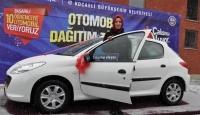 Belediye 10 Öğrenciye Otomobil Verdi
