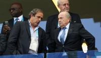 Blatter ve Platininin savunmaları alınacak