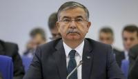 Türkiyeye havan mermisi atılması üzerine karşılık verildi