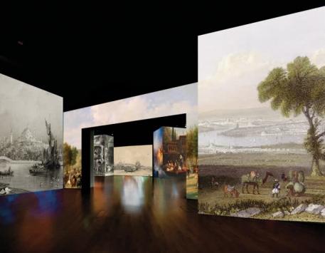Pitoresk İstanbul sergisi açılıyor