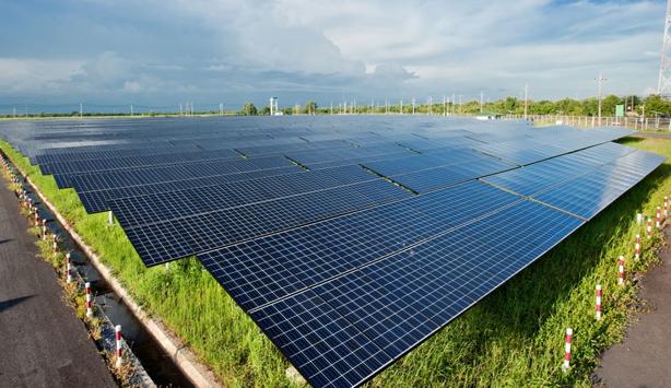 Türkiyenin en büyük güneş enerjisi projesi