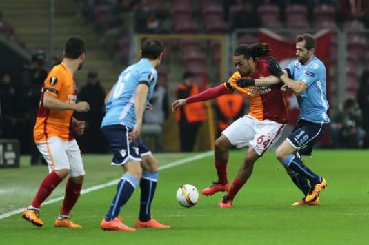 Galatasaray turu İtalyaya bıraktı