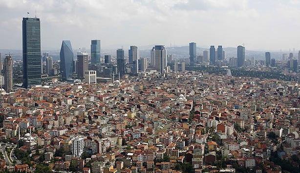İstanbul gayrimenkulde yatırımcının gözünde yükseliyor
