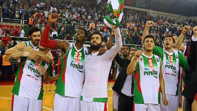 Pınar Karşıyakanın Şampiyonlar Ligindeki maç programı belli oldu