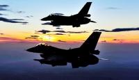 Türk F-16larına Yunan jetlerinden taciz