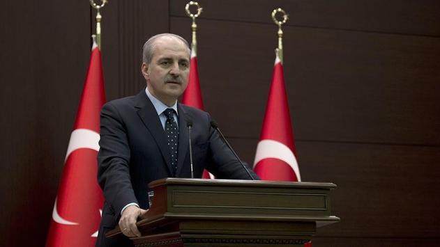 Başbakan Yardımcısı Kurtulmuş, Erbakanı vefatının 5. yılında unutmadı